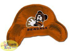Northwest NFL Cincinnati Bengals Mickey Youth Bed Rest