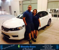 https://flic.kr/p/Kuxrkg | #HappyBirthday to Luis & Gloria from Michael Burk at Honda Cars of Rockwall! | deliverymaxx.com/DealerReviews.aspx?DealerCode=VSDF