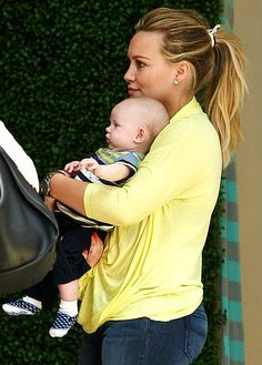 Hilary and Luca