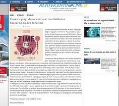 """Exhibition for the event """"Time To Play"""", 23th December 2012, with dj set, good music buffet and art, at """"Resort Parco degli Angeli"""", VICENZA, Italy. http://www.altovicentinonline.it/attualita-2/attualita/time-to-play-dopo-la-'rottura'-con-fabbrica-saccardo-alla-ricerca-di-un-nuovo-spazio/"""