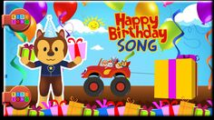 Happy Birthday Song - Nursery Rhymes for Kids by Kidssongtv