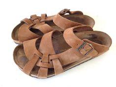 Birkenstock Sandals:  Pisa