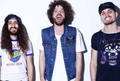 Australian rockers Wolfmother have announced a new album and this is the title-track for you to jump around to.