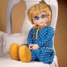 I loved my Mrs Beasley doll! Wish I had kept it in my archives.