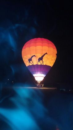Adirondack Balloon Festival, Lake George Moon Glow, Ed Peterson