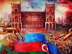 """Azadlıq"" x yağlı boya. kətan – Hobbies paining body for kids and adult Baku Azerbaijan, Hobbies And Interests, Pour Painting, Acrylic Pouring, Preschool Crafts, Diy For Kids, Aesthetic Wallpapers, Watercolor, Drawings"