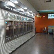 Billys Frozen Yogurt - Derry, NH, United States. Yogurt Machines