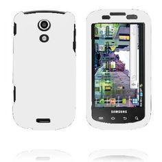 Hard Shell Snap-On (Hvit) Samsung Galaxy S Pro Deksel