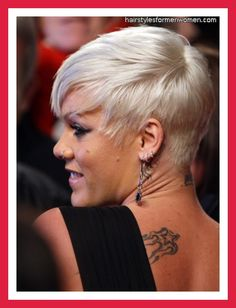 how to do pinks hairstyles
