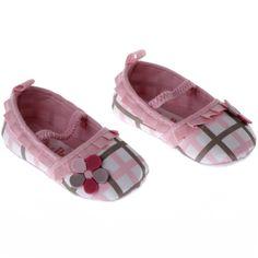 Rock A Bye Baby βρεφικά παπουτσάκια αγκαλιάς «One Daisy» - Παιδικά ρούχα AZshop.gr