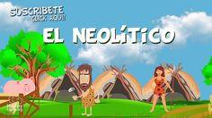 El Neolítico. Vídeos educativos para niños Too Cool For School, Home Schooling, Social Science, Infographic, Homeschool, The Past, Education, Youtube, Videos