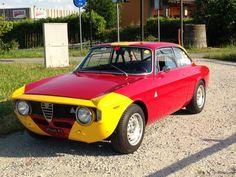 Alfa Romeo Giulia Sprint GTA (1965–1969)