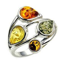 'Autumn Garden' Sterling Silver Natural Multicolor Baltic Amber Ring, Size 9, http://www.amazon.com/dp/B00OCTME9U/ref=cm_sw_r_pi_awdm_nIivub09G0261