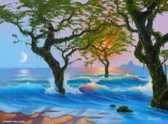 Fantasy Island / Jim Warren