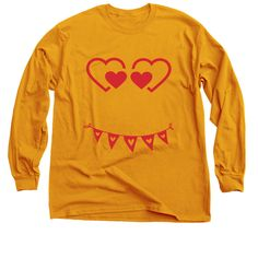 Smiley Heart Face   Bonfire Heart Face, Face Design, Children In Need, Smiley, Heather Grey, Unisex, Tees, Sweatshirts, Prints