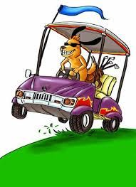 Image result for cartoon images of golfers