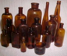 beautiful brown bottles Brown Bottles, Vintage Bottles, Wedding, Beautiful, Style, Valentines Day Weddings, Swag, Antique Bottles, Old Bottles