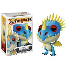 Movies Pop! Vinyl Figure Stormfly [How To Train Your Dragon 2] - Funko Pop! Vinyl