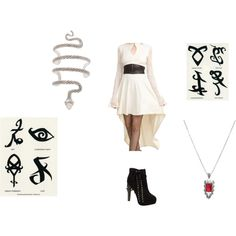 """""""Isabelle (Izzy)Lightwood"""" by simplyashley1 on Polyvore"""