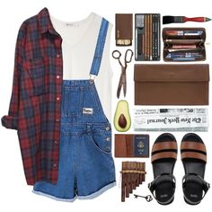 """DAY WEAR - TRENDIEST BOGAN YOU'VE EVER SEEN."" by pretty-basic on Polyvore"