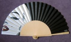 Items similar to Fan Marilyn black&white on Etsy Indoor Outdoor, Hands, Black And White, Fun, Amazing, Gifts, Handmade, Etsy, Vintage