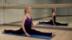 Dance Stretches To Increase Flexibility (Video) | LIVESTRONG.COM