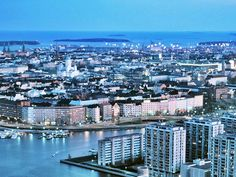 Helsinki, Finland // The 25 Most Appealing Metropolitan Cities For Youth