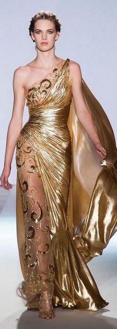 Wow! Zuhair Murad - Haute Couture Spring 2013