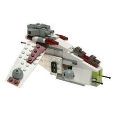 Star Wars Lego 4490 Mini Building Set Republic Gunship