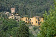 Pensione Bencistà - Fiesole (Firenze)  Great place to Honeymoon