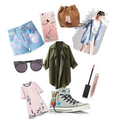 """""""Untitled #2"""" by bindu-haridas on Polyvore featuring Forever 21, Burberry, Forte Couture, STELLA McCARTNEY, Converse and UGG"""