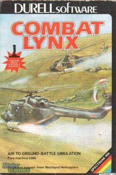 ZX Spectrum Games - Combat Lynx. Still have this one.