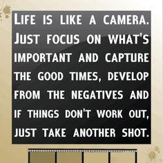 Love it! #staypositive #quote