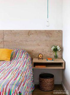 blog de decoração - Arquitrecos: Cabeceiras lineares em madeira + Pesquisa de Mercado vinílicos padrão madeira
