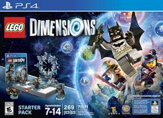 Lego Dimensions is the latest action adventure video game where you can play your favorite Lego character and with a little bit of magic you and you buddies get to explore the planet of Vorton  and open up vortices in so many different worlds. Let your imagination run wild and start hiring local villains to aid in …