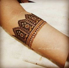 116 Best Arabic Mehendi Designs photos by mehendi