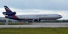 Aeroflot Cargo MD-11F freighter
