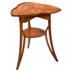 Louis Majorelle French Art Nouveau Table | From a unique collection of antique and modern side tables at http://www.1stdibs.com/furniture/tables/side-tables/