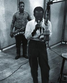 Miles and Trane