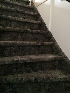 #vintage #tapijt van #bonaparte gelegd door Woonshop Ede