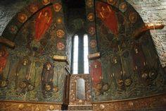 mary watts chapel -