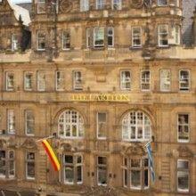 Bridge Restaurant @ The Carlton Hotel Edinburgh - Edinburgh . 50% Off, Max 4, Excl. Fri, Sat