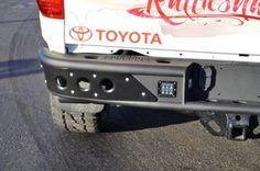 2014 toyota tundra rear bumper