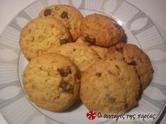 Chocolate chip cookies 2 #sintagespareas