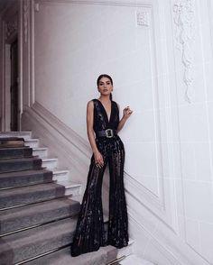 33+ Outfits con Jumpsuit para que Luzcas Sofisticada y a la Moda