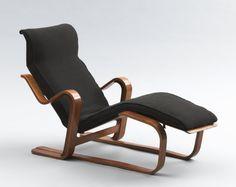 Chaise Longue, 1935-1936