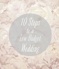 """Steps to a Successful Low Budget DIY Wedding–Good tips! I read through them and I will definitely be employing some of them to reduce costs for my wedding."""" - Steps to a Successful Low Budget DIY Wedding--Good tips! I read through them. Wedding Wishes, Our Wedding, Dream Wedding, Wedding Venues, Wedding Reception, Trendy Wedding, Reception Ideas, Fall Wedding, Wedding Unique"""