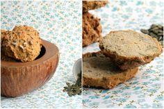 Gluten-Free Buckwheat Rolls (in Danish)