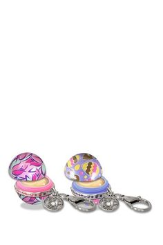 Gem Lip Clip 2-Pack Set - 2Lips Are Better Than One & Eggs-tra Cute by Twist & Pout on @HauteLook