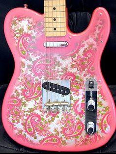 Pink Guitar!